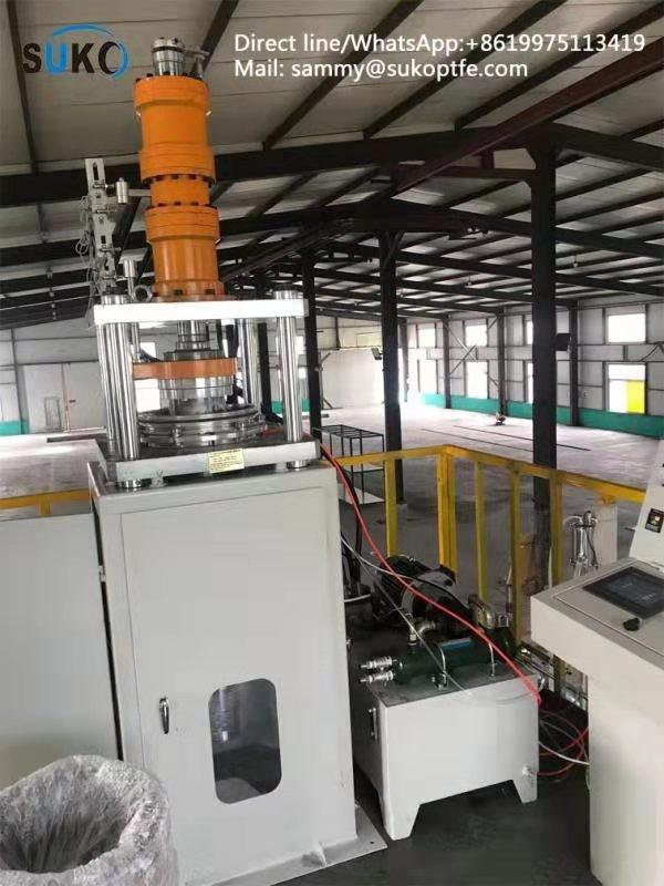 四氟管推压机 150-300 mm PFG 300