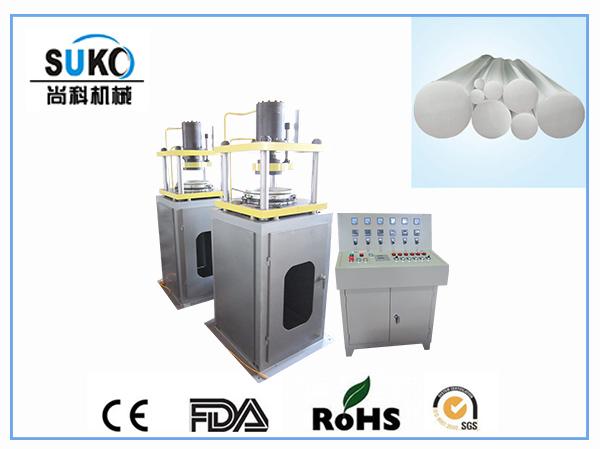 四氟棒,特氟龙棒,铁氟龙棒挤出推压设备厂家,外径150,欢迎垂询。