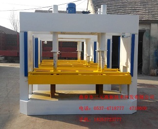 胶合板冷压机细木工板冷压机建筑模板冷压机