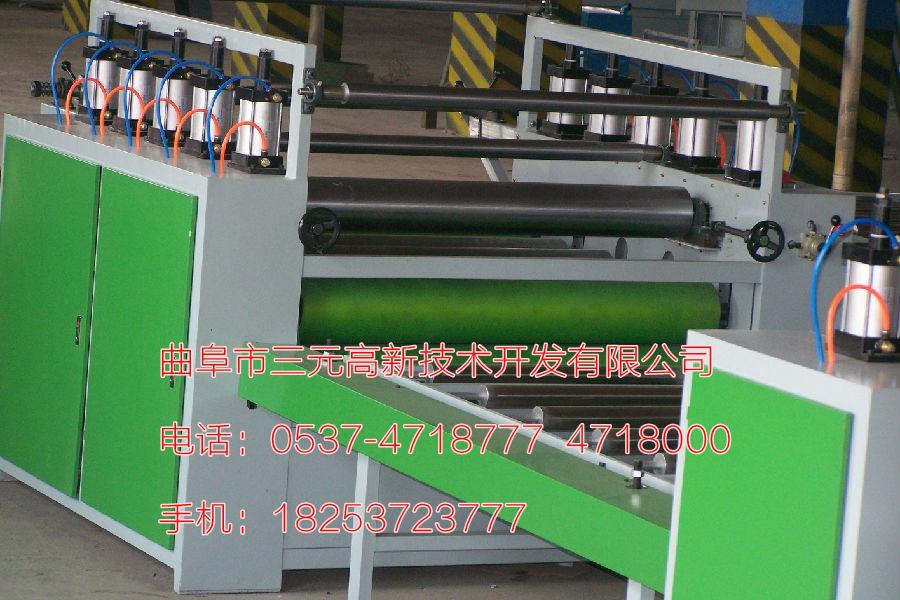 密度板贴纸机、贴面机、全自动密度板贴面机