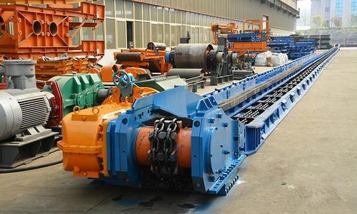嵩阳煤机SGZ630/220综采刮板输送机-大重型刮板机
