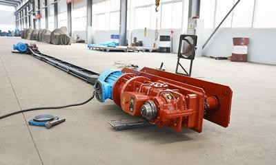 轻型刮板输送机 煤机设备 嵩阳煤机