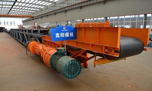 嵩阳煤机 650皮带机厂家-可伸缩皮带机