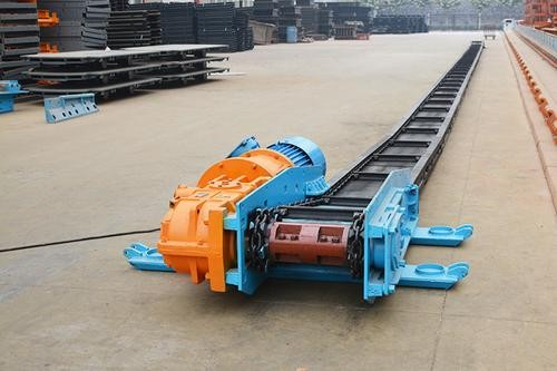 嵩阳煤机40t刮板输送机-中型刮板机