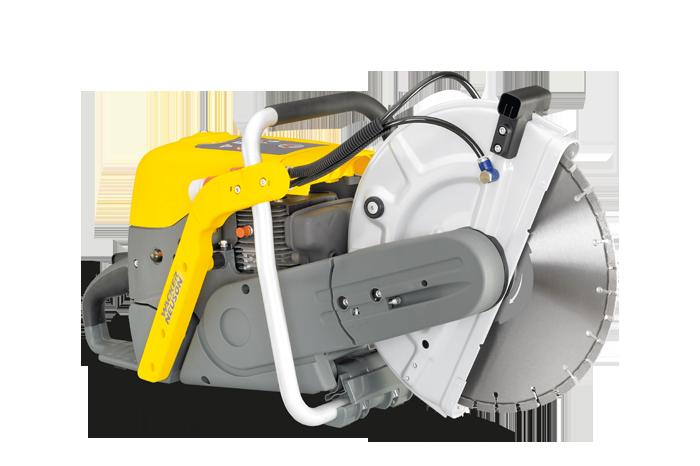 进口高性能手提式汽油切割锯BTS635S
