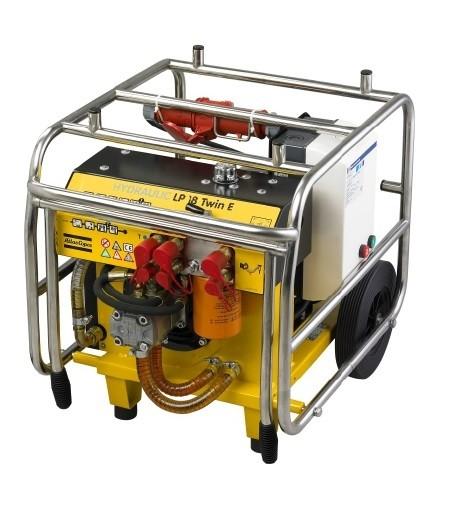高效低噪音-电启动式液压动力站LP 18 Twin E
