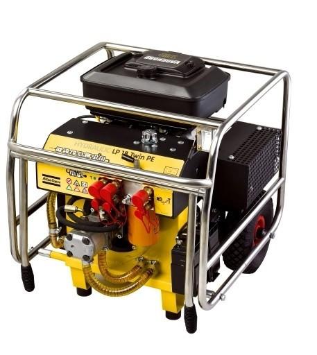 阿特拉斯总经销-汽油液压动力站LP18TwinPE