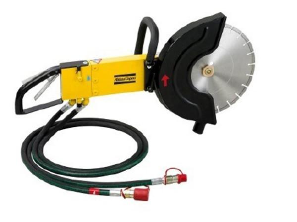 泥浆下安全工作-LS 16液压切割机