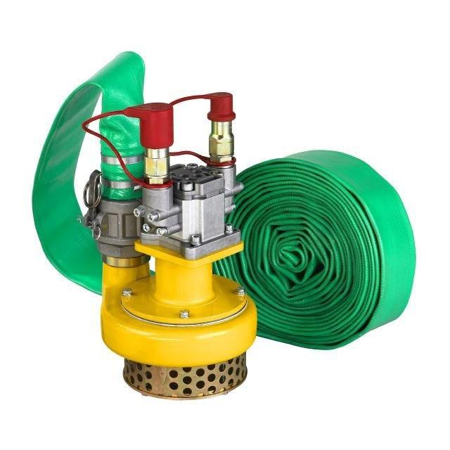 从深井提取地下水用LTP 3液压潜水泵