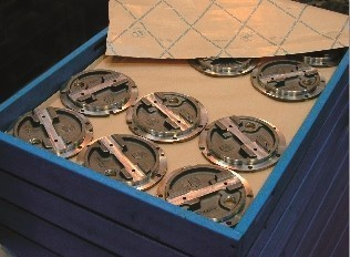 vci防锈纸,气相防锈纸,金属制品出口海运防锈包装专用防锈纸