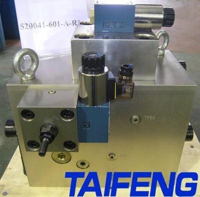 二通插装阀HTL4900系列适用于注塑机500t系统