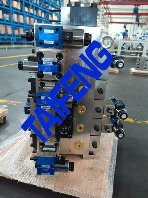 TF10032Y-00A 100吨折弯机二通插装阀