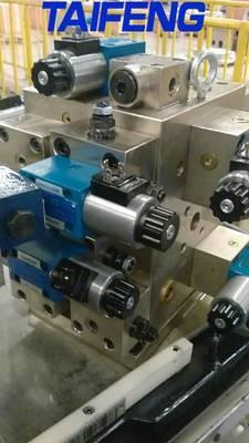 二通插装阀YN32-500系列适用于锻压机械500t系统