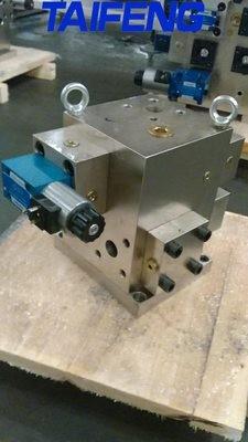 二通插装阀YT32-500系列适用于锻压机械500t系统