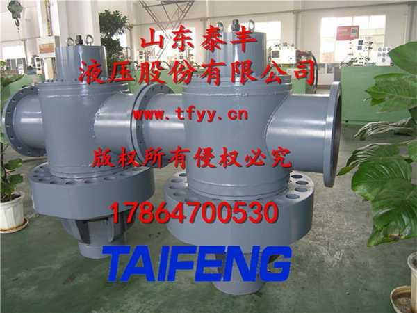 TRCF300充液阀结构简单安装方便