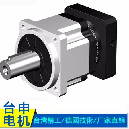 台申电机工厂直销 TPL系列 印刷机械设备用 行星减速机