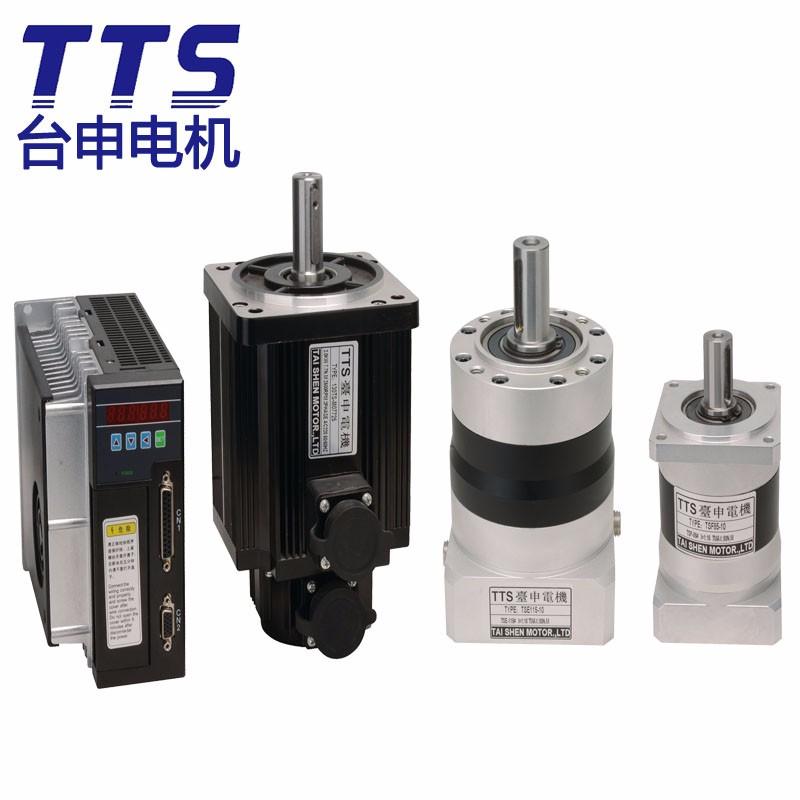 TTS台申电机工厂 大量供应 T180SG-M48015高效率伺服马达