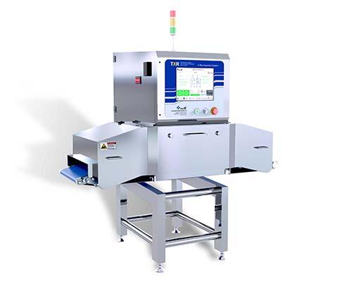 鸡肉残骨检测X光机
