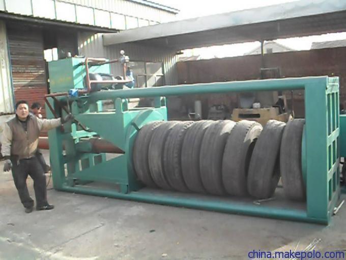 山东聊城临清LT2-150型-新款废轮胎打包机