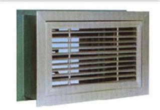 可开组合式进风过滤器/德州特菱/电厂脱硫项目用设备