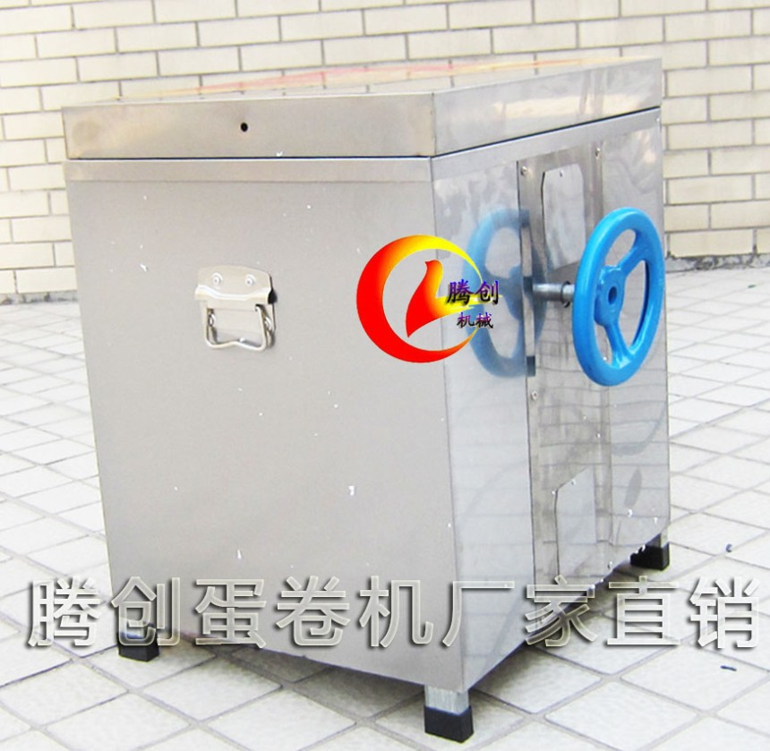 六面循环燃气蛋卷机,商用手工鸡蛋卷机,小型蛋卷机价格