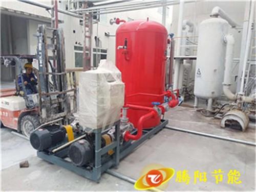蒸汽冷凝水设备的分类