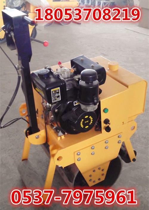 单轮柴油压路机