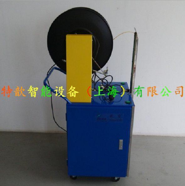 打包机械设备,栈板半自动打包机,上海专业生产打包机厂家