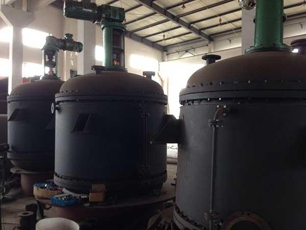钢衬PTFE管配件、设备工艺。