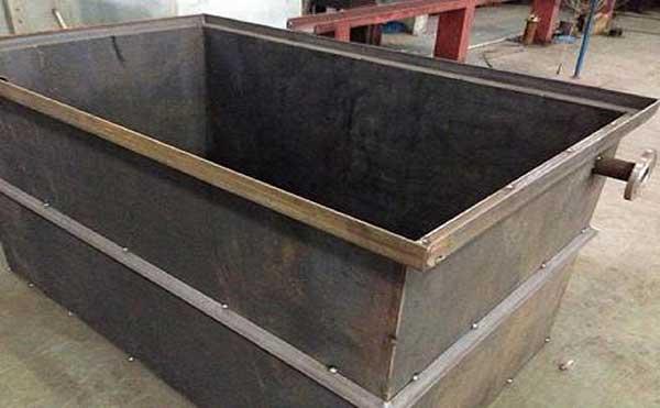 钢衬PO/PE管道、设备工艺耐腐蚀衬四氟设备电解槽化工机械DN25-DN4000