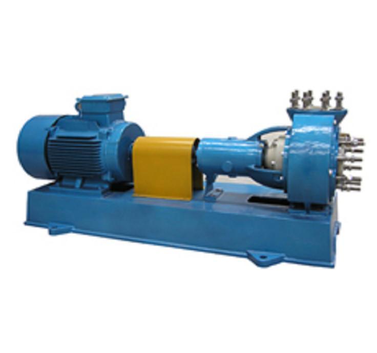 塑料离心泵MMCP化工机械医药铁氟龙