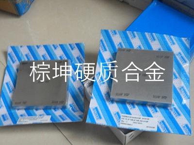 H6F高硬度钨钢板材 H6F硬质合金板块