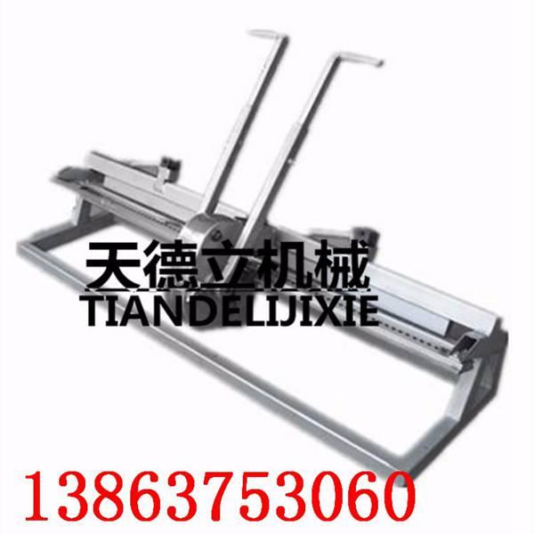 天德立DGK4皮带钉扣机价格  DGK4系列拉杆式钉扣机 厂家供应