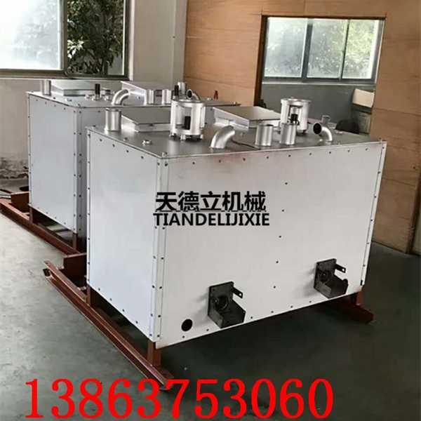 HX-1200液压双缸热熔釜 液压双缸热熔釜 加热涂料机 大容量装料机厂家