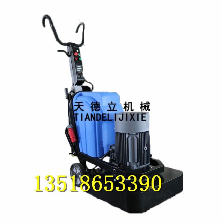 600型630型660型混凝土地坪打磨机 12头固化地坪抛光机研磨机