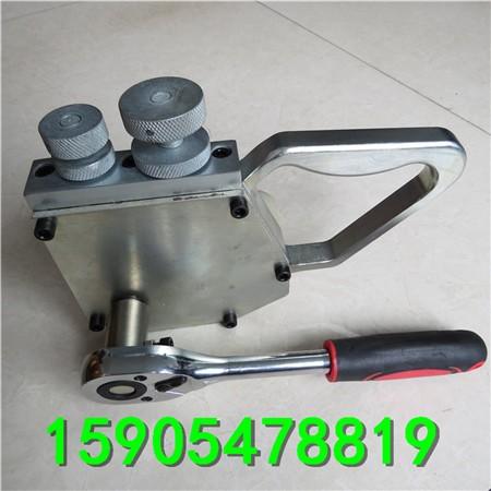 BPJ-40手动皮带剥皮机 工业皮带手动剥皮机
