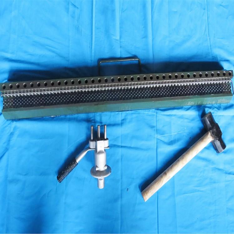 T10锤式钉扣机 气动锤式钉扣机