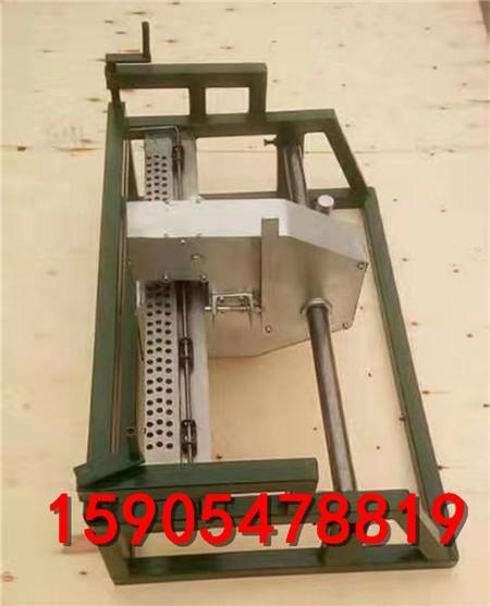 SK-1000手拉式钉扣机  6针扣杠杆式钉扣机