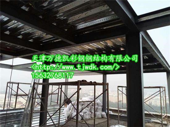 天津万德凯彩钢钢结构有限公司