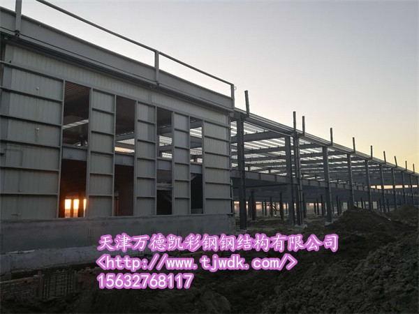 """唐山钢结构厂家为您""""精打细算"""""""