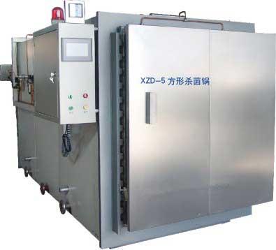厂家直销田元XMQ-5食用菌灭菌器
