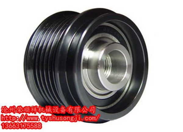 HT200铸铁皮带轮