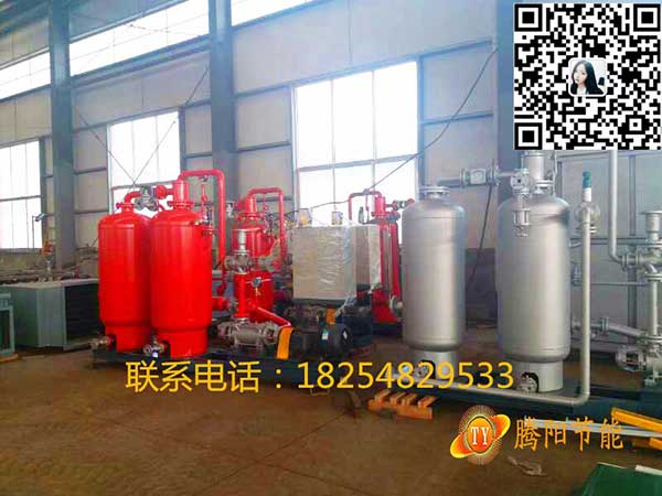 锅炉蒸汽冷凝水节能装置技术进步的具体表现