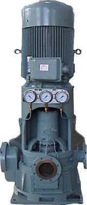 CLZ/2型船用立式自吸双级离心泵