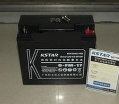 6-FM-17科士达蓄电池12V17AH经销商代理