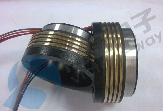 卷绕筒滑环,大电流滑环,工业精密滑环