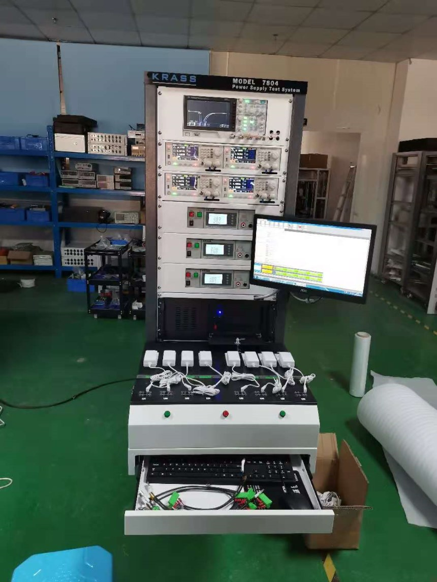 KRASS ATE电源测试系统7906H