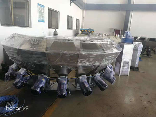 针对各种厂家的全自动环保小料机
