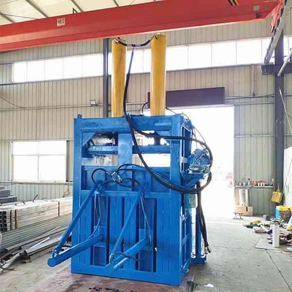 萍乡金属全自动打包机   160吨铝合金不锈钢打包机参数