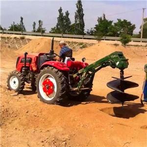迪庆全新挖坑机  电线杆植树挖坑机参数